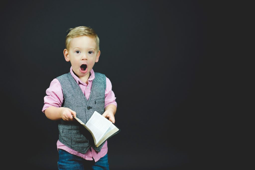 """9 Things I'll Tell My Child If They """"Get Saved"""" At Vacation Bible School"""